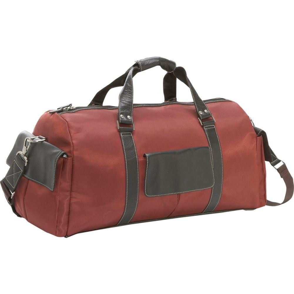 Bellino The Italian Carry On Duffel Burgundy