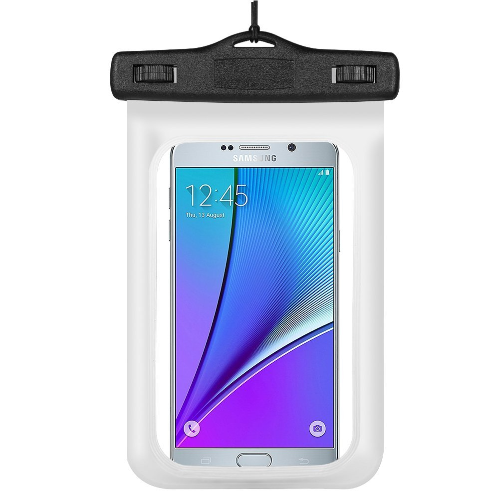 huge discount a12a9 c812b Amazon.com: Sumaclife Water-Resistant Waterproof Pouch Case Bag for ...