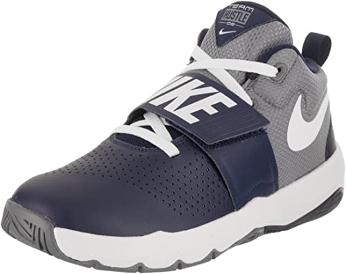 sold worldwide delicate colors elegant shoes Nike Boys Team Hustle D 8 (Gs) Basketball Shoes: Amazon.co.uk ...