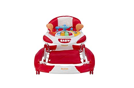 baninni Rosco bn701 - Andador para bebé rojo: Amazon.es: Bebé