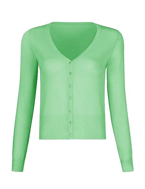 Adamaris Cardigan Sweaters For Women Juniors Thin V Neck Casual