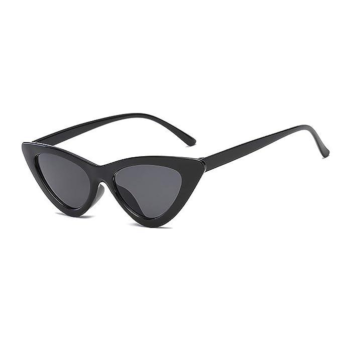 Amazon.com: YOSHYA - Gafas de sol para mujer, diseño retro ...