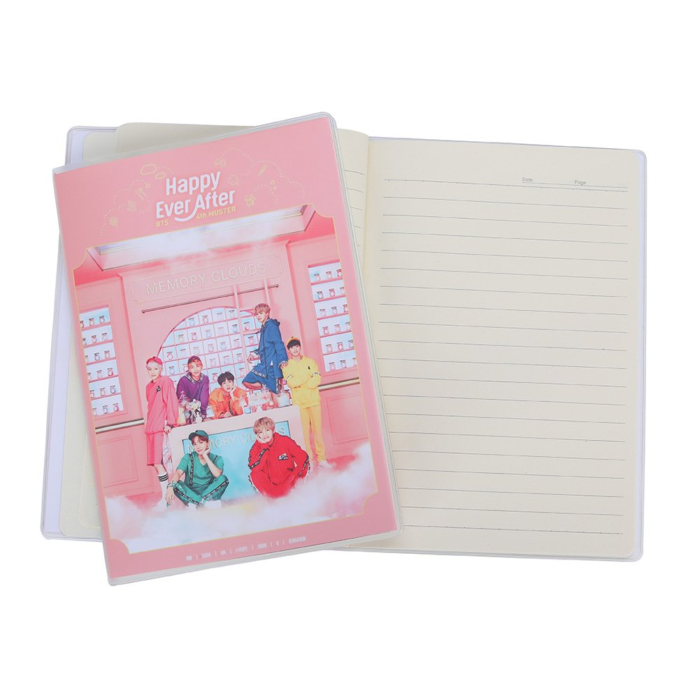 Kpop BTS Bangtan Boys [Love Yourself 承 HER ] A5 64 Sheets Notebook Note Pad (H09)