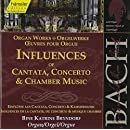 Bach: Organ works - Influences of Cantata, Concerto & Chamber Music (Edition Bachakademie Vol 98) /Bryndorf