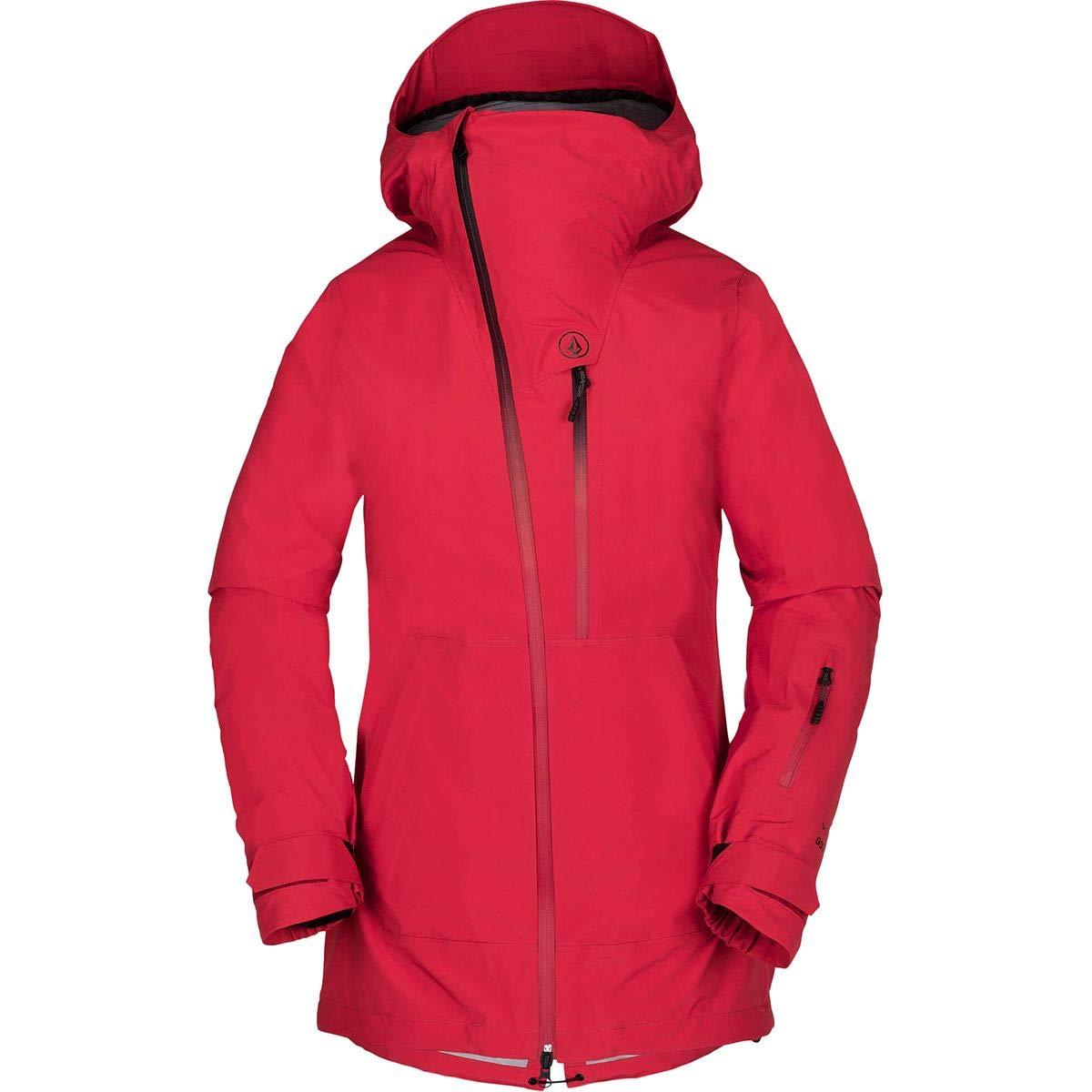 (ボルコム) Volcom Nya TDS Gore-Tex Jacket レディース ジャケットCrimson [並行輸入品] Crimson 日本サイズ L相当 (US M)