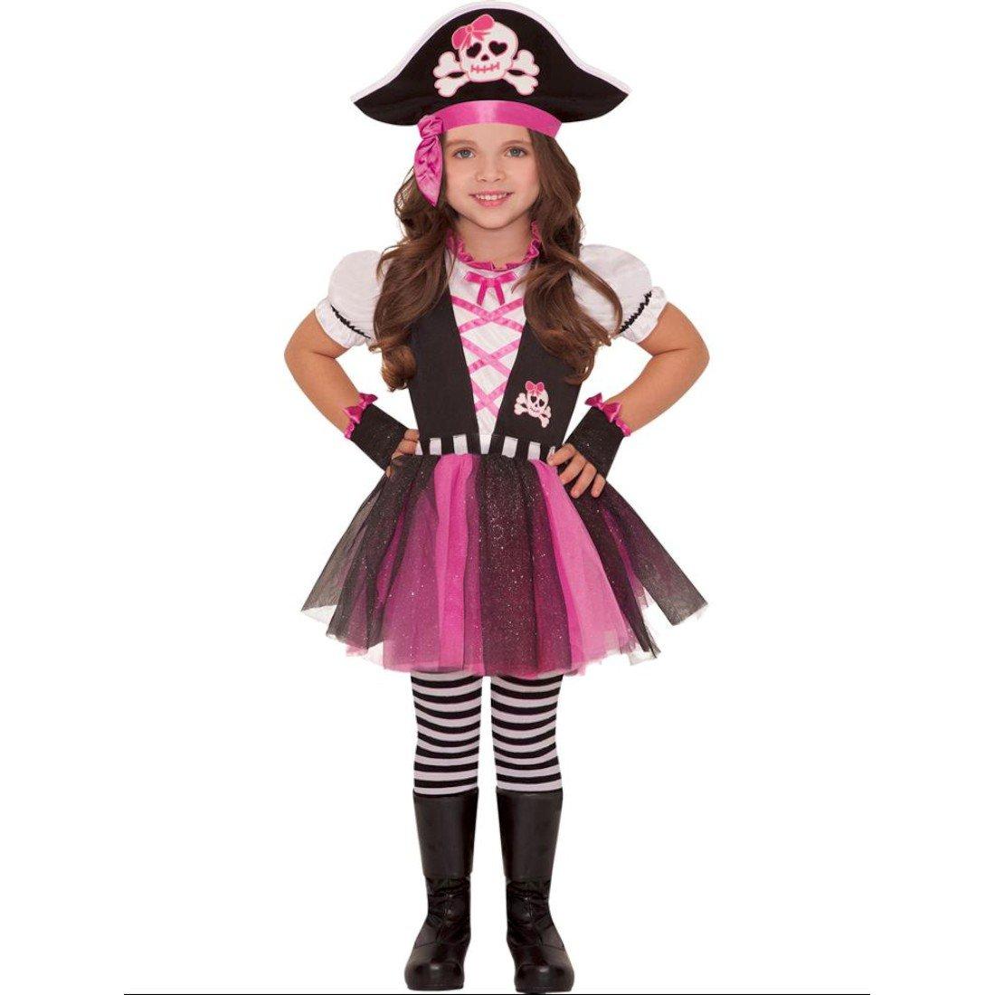 Amscan International - Disfraz infantil pirata (999697): Amazon.es ...