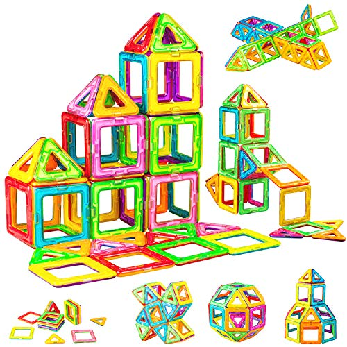 Magnetic Building Tiles - 4