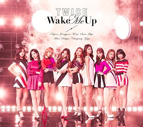 Amazon Com Twice Wake Me Up First Press Limited Edition A