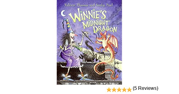 Winnie's Midnight Dragon: Valerie Thomas, Korky Paul ...