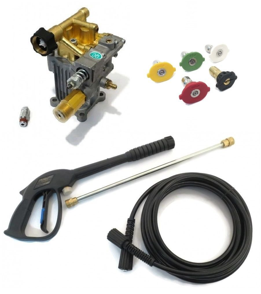 Amazon.com : PRESSURE WASHER PUMP & SPRAY KIT for Excell EXH2425 with Honda  Engines w/ Valve by The ROP Shop : Garden & Outdoor