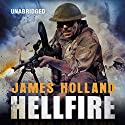 Hellfire Audiobook by James Holland Narrated by Saul Reichlin