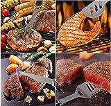 ROMANTICIST BBQ Tools Set - 20PCS BBQ Grill Tools