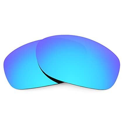 5e746aa2a3 Revant Polarized Replacement Lenses for Oakley Pit Bull Ice Blue  MirrorShield®  Amazon.ca  Sports   Outdoors