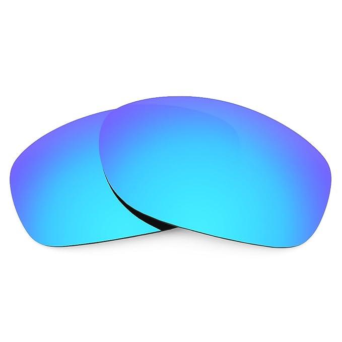 Revant Lentes polarizados para Oakley Pit Bull (Azul Hielo) MirrorShield® Asian Fit: Amazon.es: Ropa y accesorios