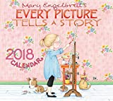 Mary Engelbreit 2018 Deluxe Wall Calendar: Every Picture Tells A Story