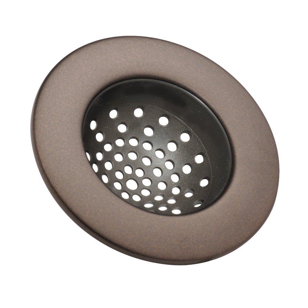 InterDesign Axis Kitchen Sink Strainer, Bronze