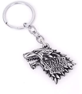 Amazon.com: Game of Thrones Stark Keychain: Toys & Games