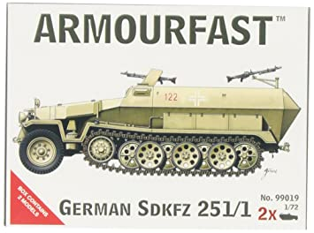 h t 99019 1 7 2sdkfz 251 1 hanomag amazon co uk toys games rh amazon co uk German Hanomag 1938 Hanomag