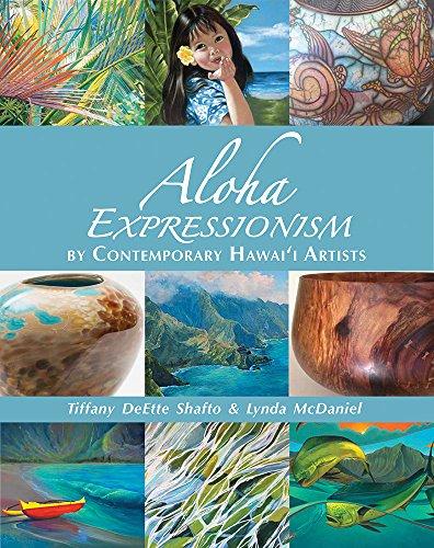 Aloha Bear (Aloha Expressionism by Contemporary Hawaii Artists)
