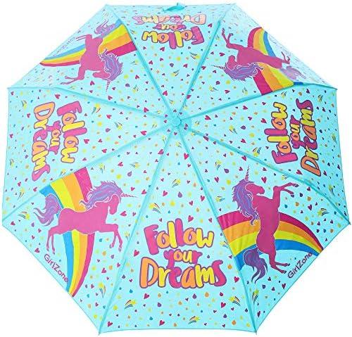 Umbrella Unicorn Gifts Girls Changing