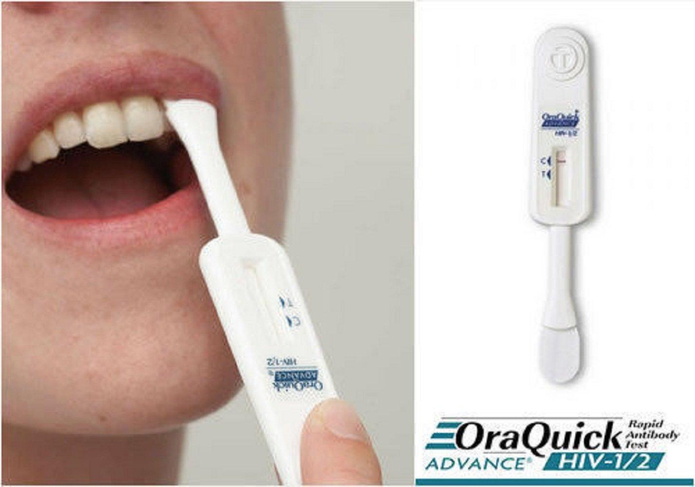 hiv przez oral
