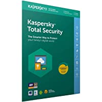 Kaspersky Total Security 2019 | 3 Devices | 2 Years | PC/Mac/Android | Activation Code by Post