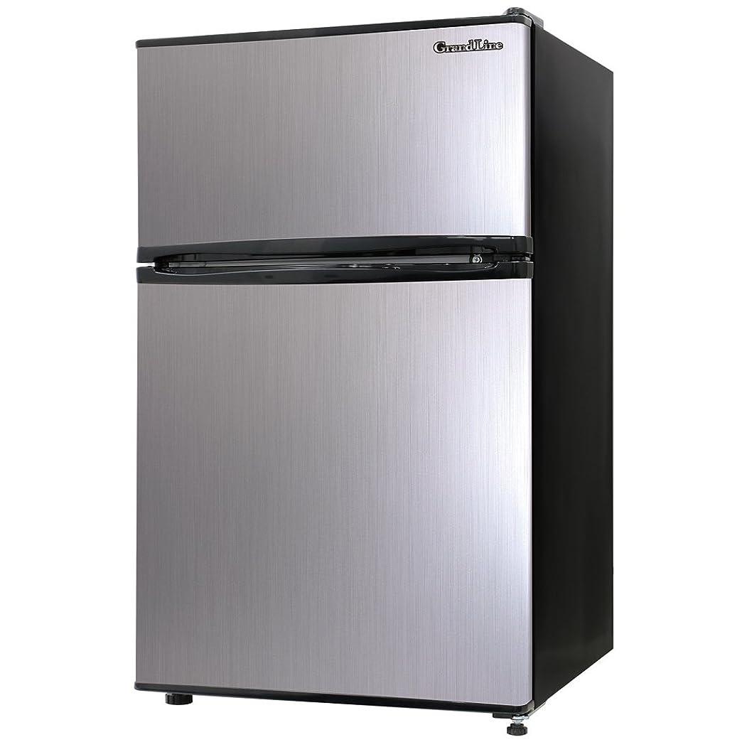 ぼろ安定しましたグラスアクア 272L 3ドア冷蔵庫 ナチュラルホワイト 【右開き】AQUA AQR-271F-W