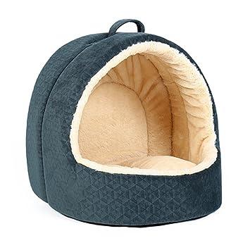 STAZSX Kennel Teddy Bomei Perros pequeños Perros Yurt Perros para perros Suministros para gatos Camas para gatos de maternidad Four Seasons General, ...