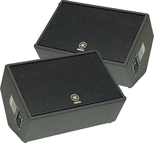 Yamaha CM12V 12'' 2-Way Club Monitor Pair by Yamaha