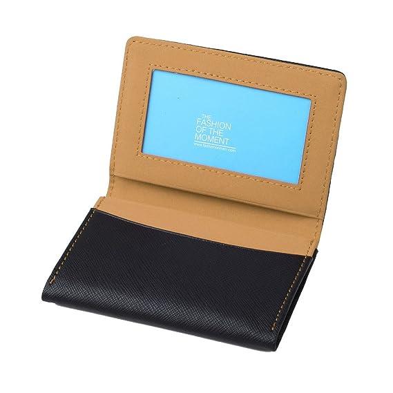 Epoint ECM10A06 Brown Negro Infinity cuero tarjeta de la cartera de dise?o de la cartera de Flor-Ni?as: Amazon.es: Ropa y accesorios