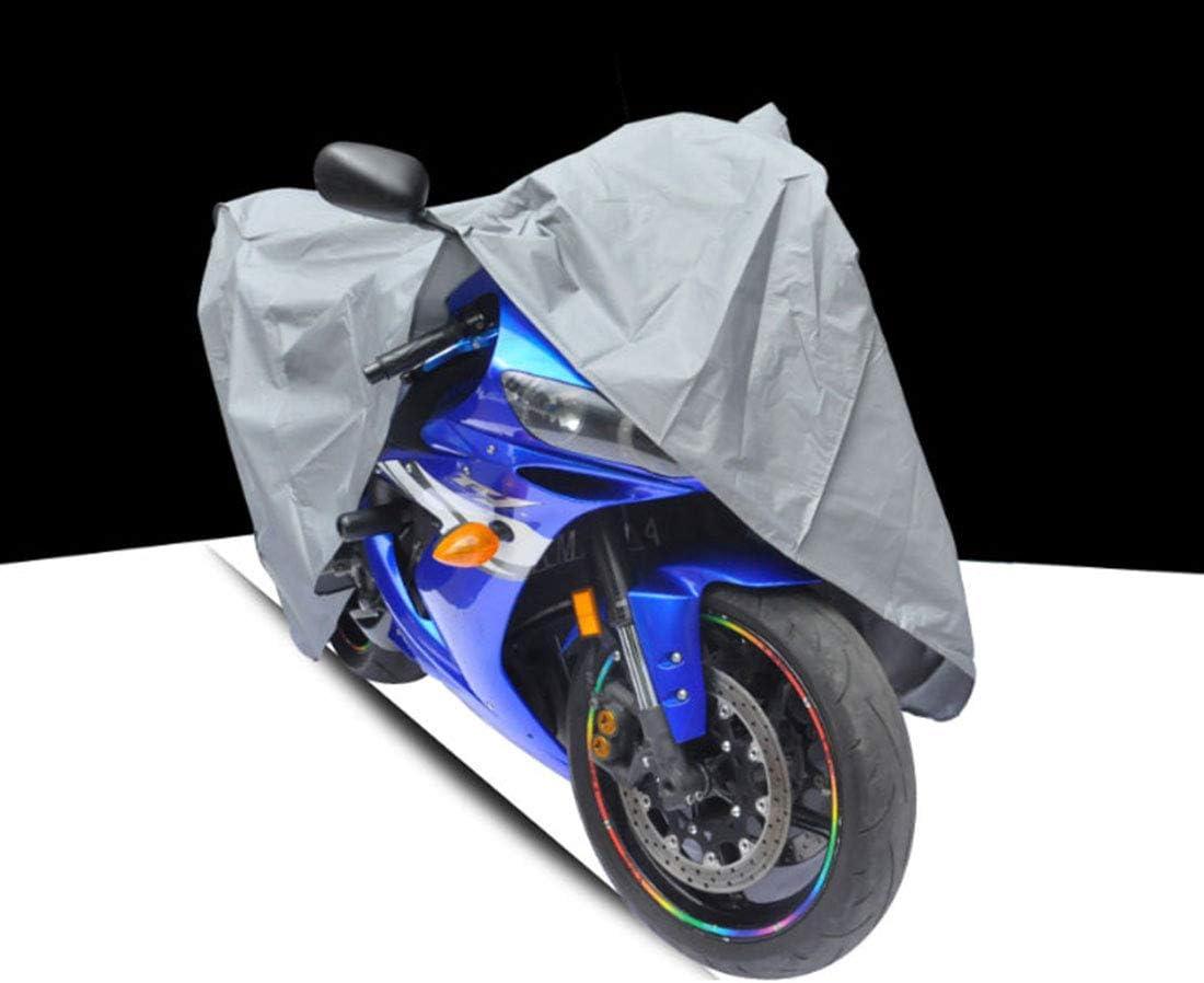 Funda para Moto Bici, Cubierta Impermeable, Protector Cubre Moto ...