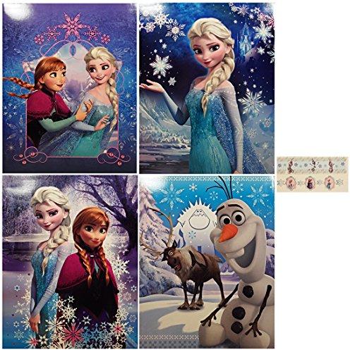 Disney Frozen Folders Bracelet Tattoos