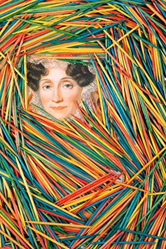 1000 Toothpicks by Zeren Badar
