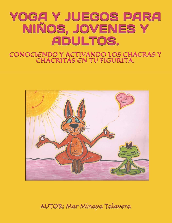 Amazon.com: YOGA Y JUEGOS PARA NIÑOS, JÓVENES Y ADULTOS ...