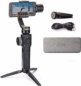 Zhiyun Smooth 4 Black 3-Axis handheld gimbal for Smartphone