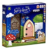 The Irish Fairy Door Company FD554215 Magical Irish Fairy Door, Pink For Sale
