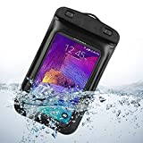 Waterproof Pouch Case with Built in Headphone