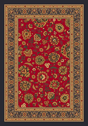 (Milliken Pastiche Collection Aydin Rectangle Area Rug, 2'8