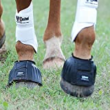 Cashel No Turn Rubber Bell Boots for Horses, Equine, Pair,...