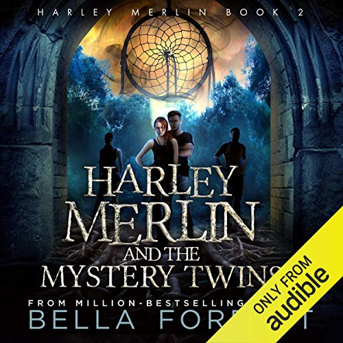 - Harley Merlin 2: Harley Merlin and the Mystery Twins