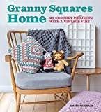 img - for Granny Squares Home: 20 Crochet Projects with a Vintage Vibe book / textbook / text book