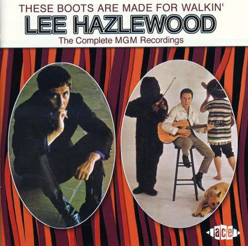 Price comparison product image These Boots Are Made for Walkin': The Complete MGM Recordings