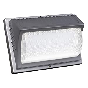 Honeywell LED Security Wall Light Wall Pack 4000 Lumens Dusk to Dawn