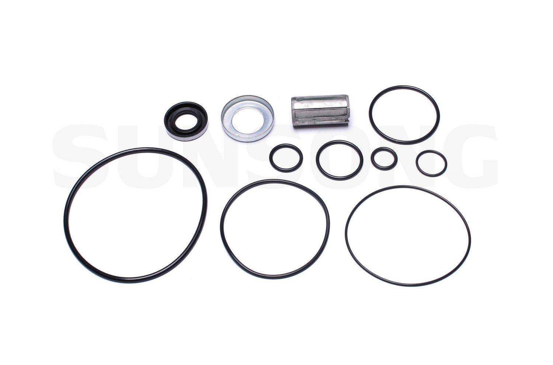 Sunsong 8401426 Power Steering Pump Rebuild Kit
