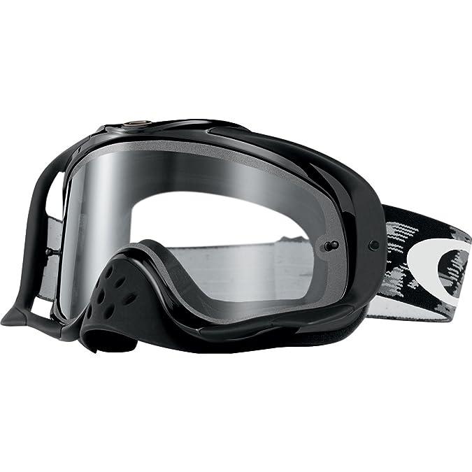 Amazon.com: Oakley Crowbar MX - Gafas de esquí, motorcross ...