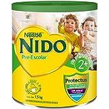 Nestlé Baby & Me Alimento a Base de Leche para Niños NIDO Pre-Escolar 1.5 kg, de 2 años en adelante