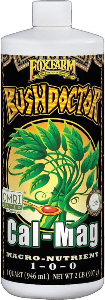 FoxFarm FX17020 Bush Doctor, 1 qt Cal-Mag