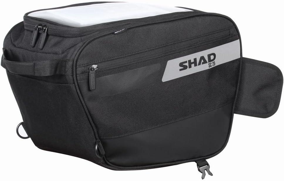 Shad X0SC25 Bolsa Scooter Sc25, Negro: Amazon.es: Coche y moto