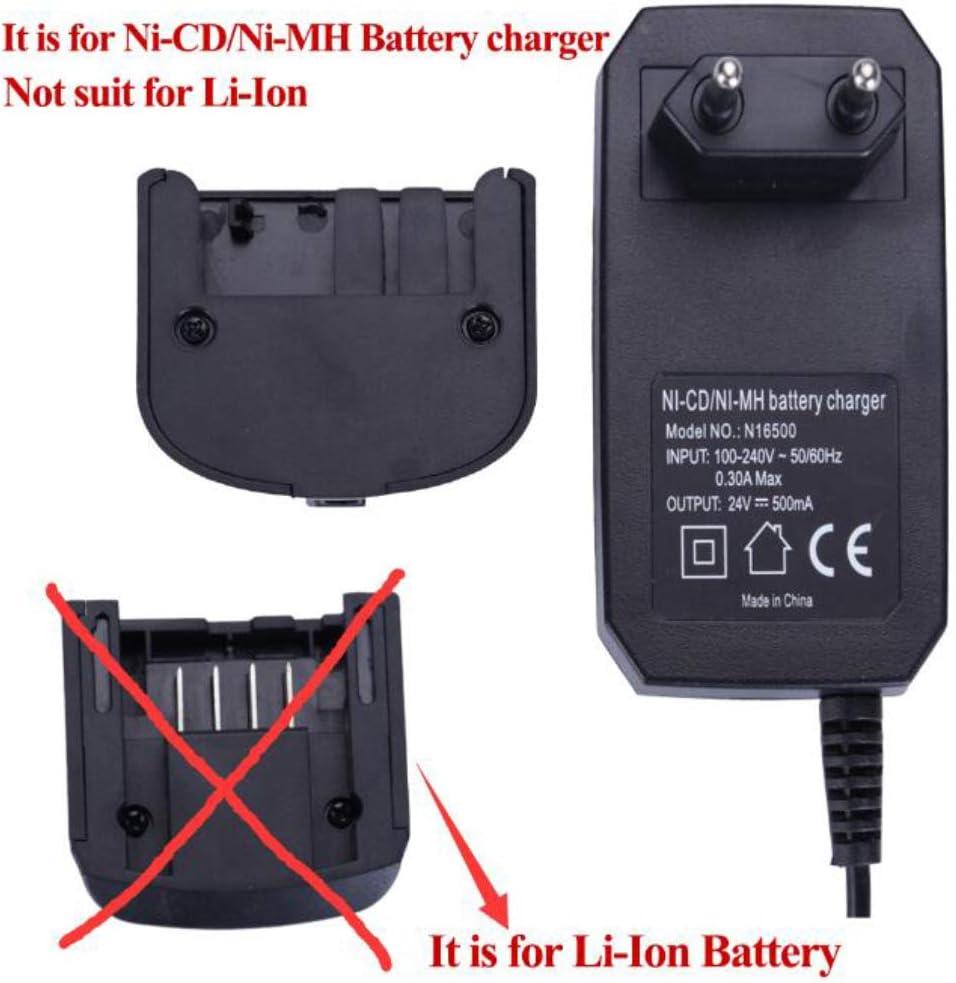 Chargeurs pour Outil /électroportatif 7,2V-18V Pod Style Power Tool PS140 Chargeur pour Batterie Black /& Decker Type//r/éf