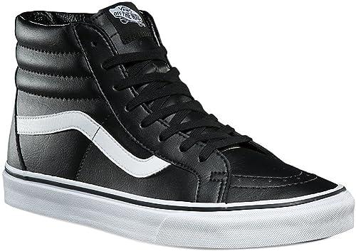 VANS SK8HI REISSUE leather black Num. 39